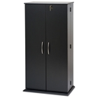 Gershom Locking Media Storage Cabinet - Medium