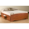 Drake Queen Mate's Platform Storage Bed