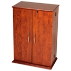 Gershom Locking Media Storage Cabinet - Small