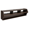Altus Plus 58 Inch Floating TV Stand - Espresso