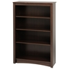Sonoma 4-Shelf Contemporary Bookcase