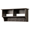 36 Inch Wide Hanging Entryway Shelf - Espresso - PRE-EEC-3616
