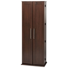 Garrett Grande Locking Media Storage Cabinet with Shaker Doors