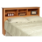 Sonoma Full Queen Bookcase Headboard