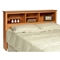 Sonoma Full Queen Bookcase Headboard - PRE-XSH-6643