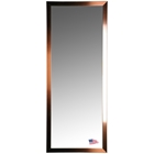 Rectangular Mirror - Copper Bronze Finished Frame