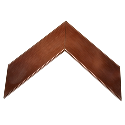 Rectangular Mirror - Copper Bronze Finished Frame - RAY-R020T