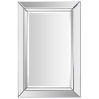 Aura Rectangular Mirror - Beveled