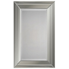 Lily Mirror - Beveled, Rectangular, Double Layered Frame