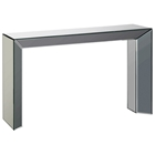 Hannah Mirror Console Table - Beveled