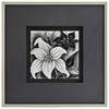 Shades of Gray II Wall Art - Metal Frame, Square