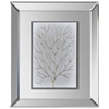 Branching Out I Wall Art - Mirror Frame, Rectangular