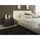 Pavo Modern Bed with Nightstands
