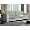 Nightfly Leather Large Sofa