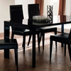 Nightfly Rectangular Table with Extensions
