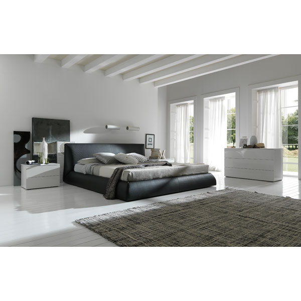 Coco Bed with Nightstands - ROS-49900070XXXXX-3S