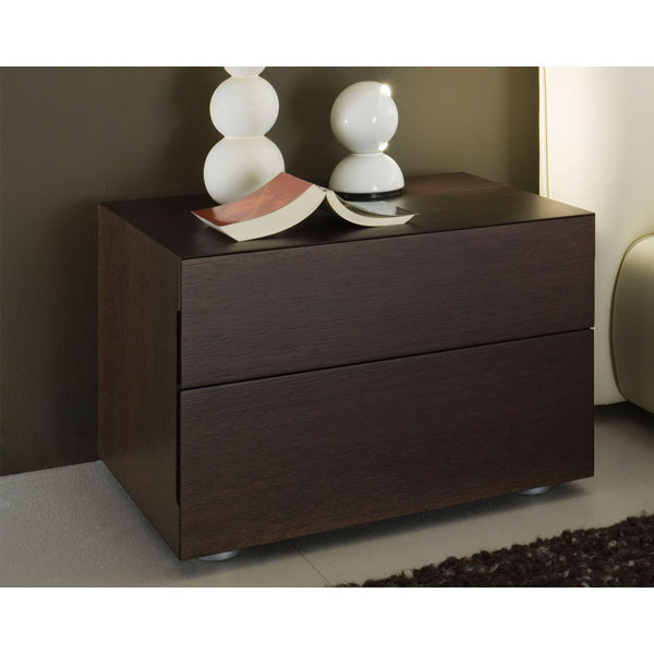 Pavo Sound Wenge Nightstand - ROS-T286200000006