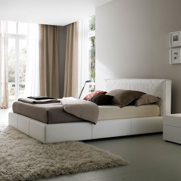Touch Modern Euro Bed