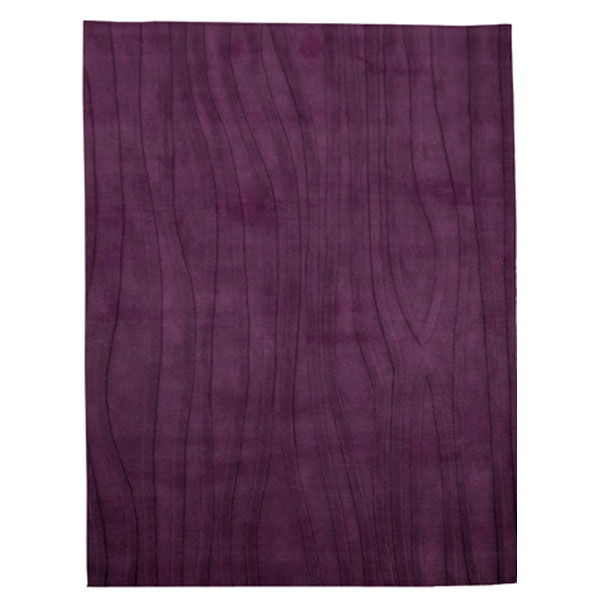 Ale - Dark Purple Rug