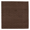 Avenue - Aztec Brown & White Rug