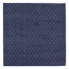 Avenue - Twilight Blue & White Rug