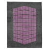 Cassady - Grey & Vintage Purple Rug