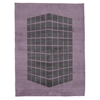 Cassady - Purple & Grey Rug