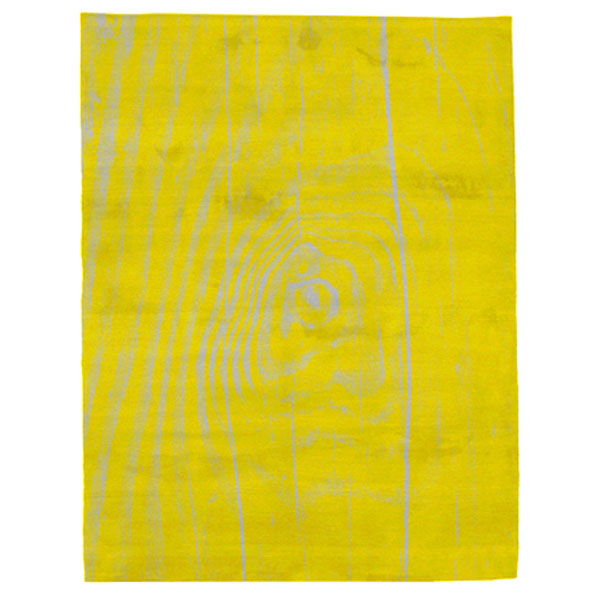 Elm - Hype Yellow Rug