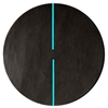 Lightsonic - Charcoal & Blue Rug