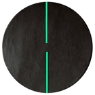 Lightsonic - Charcoal & Katydid Mint Rug