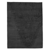 Lower Manhattan - Almost Black Rug