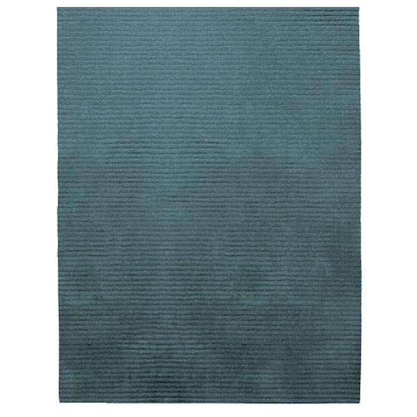Rectangle Samba Contigo - Niagara Blue Rug