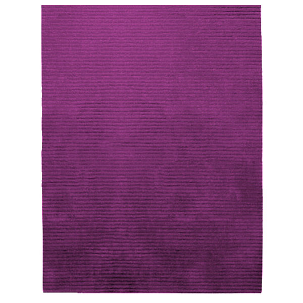 Rectangle Samba Contigo - Purple Dewberry Rug