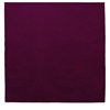 Square Samba Contigo - Dark Purple Rug