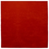 Square Samba Contigo - Red Hot Rug