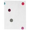 Santa Clara Dots - White & mixed colors 1 Rug