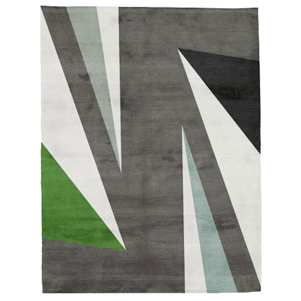 Supernova Hydrus Mixed colors 2 Rug