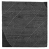 The Nature - Black & Silver Rug