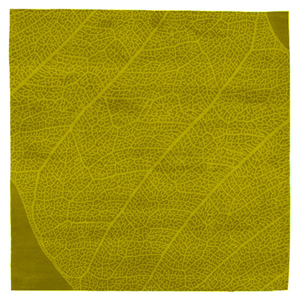 The Nature - Yellow & Green Moss Rug