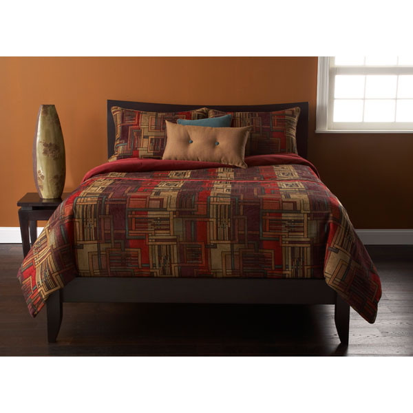 Arts and Crafts Modern Bedding Set - SIS-ARTS-CRAFTS