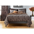 Zebra Zen Washable Bedding Set