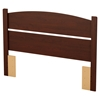 Libra Full Headboard - Royal Cherry