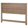 Fynn Full Headboard - Rustic Oak