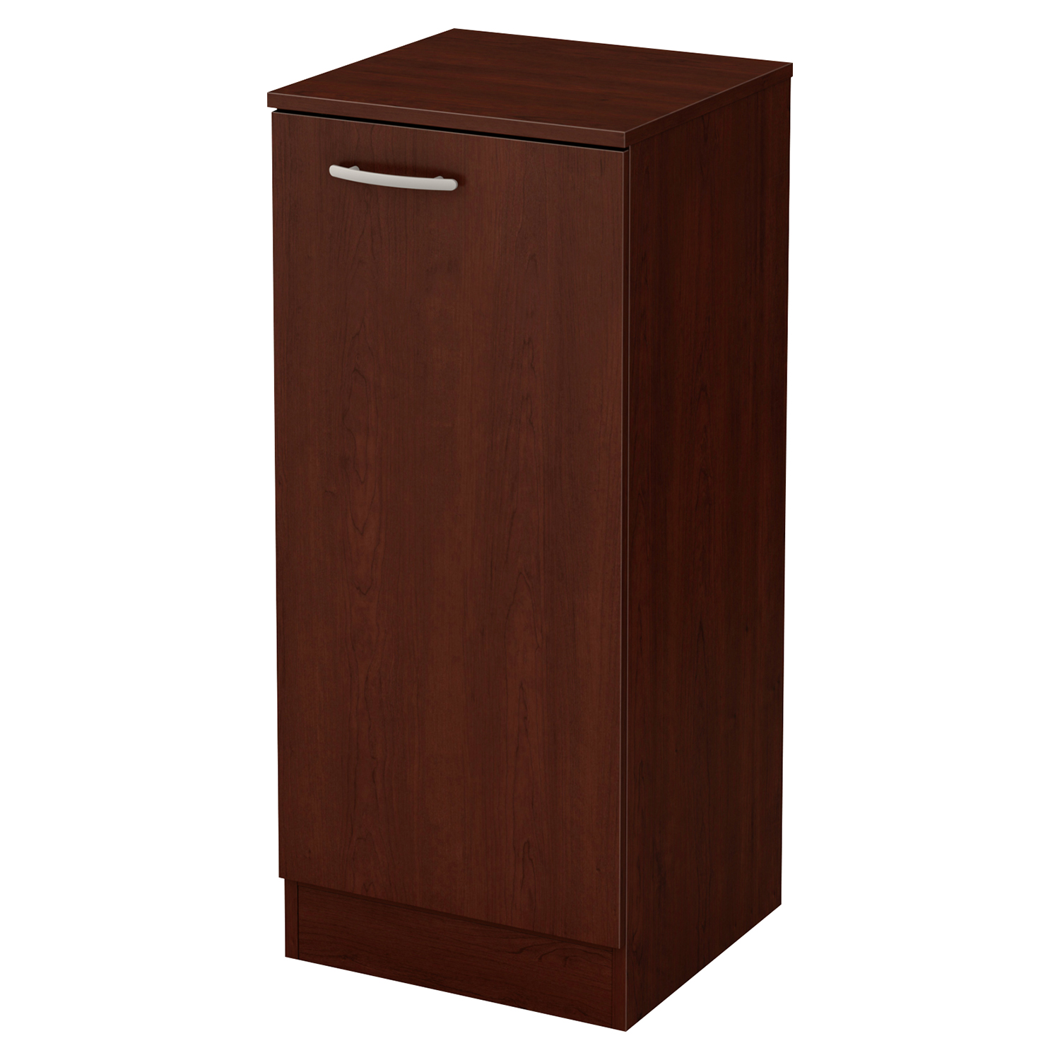 Axess Narrow Storage Cabinet - Royal Cherry - SS-10186