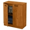 Axess Storage Cabinet - 2 Doors, Country Pine - SS-10188