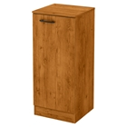 Axess Narrow Storage Cabinet - Country Pine