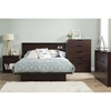 Holland Full/Queen Platform Bedroom Set - Havana