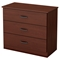 Libra Chest - 3 Drawers, Royal Cherry - SS-3046033