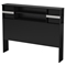 Step One Full Bookcase Headboard - Pure Black - SS-3107093