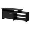 Step One TV Stand - Pure Black